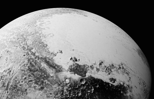 The new close-up images of Pluto reveal an even more diverse landscape than scientists imagined before New Horizons swept past Pluto in July 2015