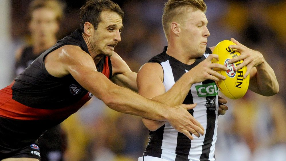 Watson stars but Magpies down Dons in AFL