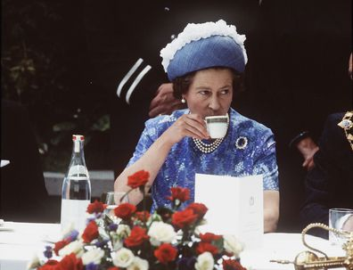Royal hacks: Why afternoon tea is the most important time of the Queen's day