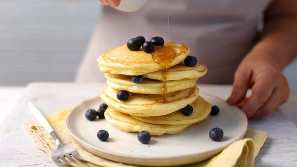 How to make the best pancake hotcakes