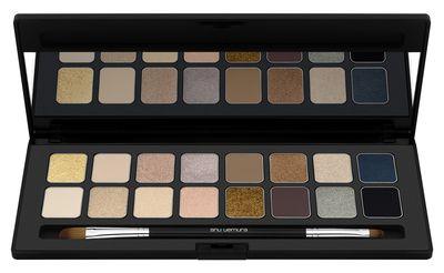 "<a href=""http://shop.davidjones.com.au/djs/en/davidjones/palette-blushing-beige-16-os"" target=""_blank"">Shu Uemura Shu:Palette Pressed Eye Shadows, $228.</a>"