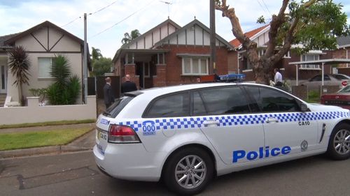 Police have raided Monis' home.