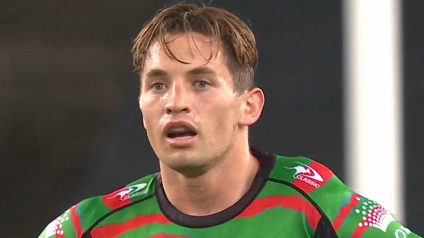 Cameron Murray, Cody Walker in doubt for State of Origin opener after ugly moments in Rabbitohs win