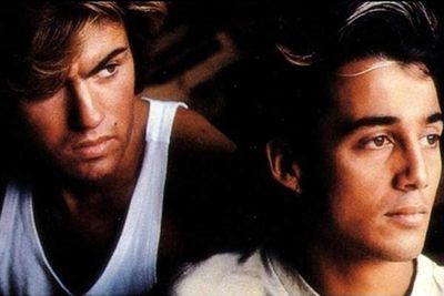 "<b>Back in the 80s... </b>George was one half of pop band Wham! (the other being Andrew Ridgeley). Between 1982 and 1986, the duo sold 25 million certified records before calling it quits. George went solo in 1987 with his debut album, <i>Faith</i>.<br/><br/>MusicFIX: <a href=""http://music.ninemsn.com.au/slideshowajax/207137/80s-fashion-amazing-tragic-pop-style.slideshow"">Amazing/tragic 80s fashion!</a>"