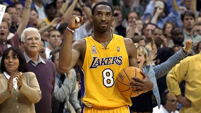 2002: Bryant's confidence was soaring. The Lakers rolled through the playoffs, winning a third consecutive NBA title.