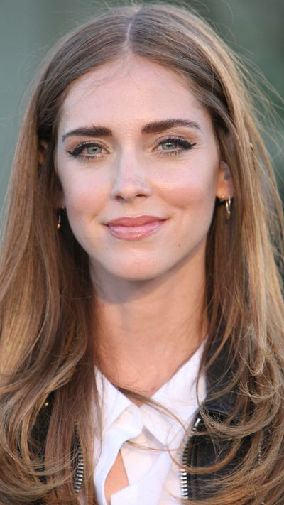 Chiara Ferragni: The strong brow