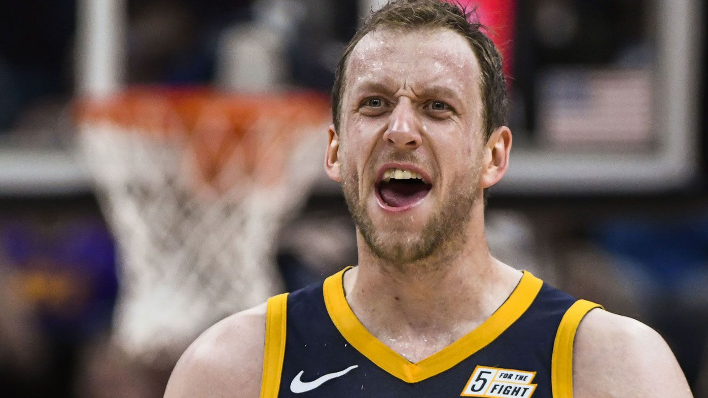 How Joe Ingles' beef with Adelaide 36ers happened before he became $US52m NBA star