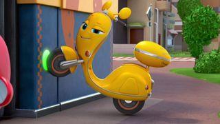 Slippy Street/Bike Buddies Super Speedy Delivery Service