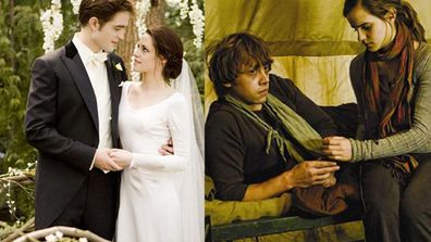 Here are the top 10 most lucrative couplings in the past five years of film: