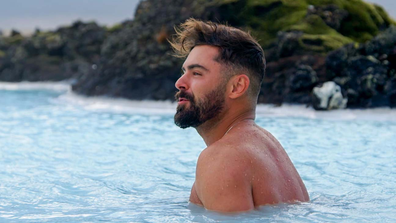 "Down to Earth, Netflix: Hollywood heartthrob Zac Efron has been panned by critics for ""dad bod"" and thick beard in new series."