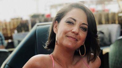 Brooke Boney on raising money for ovarian cancer