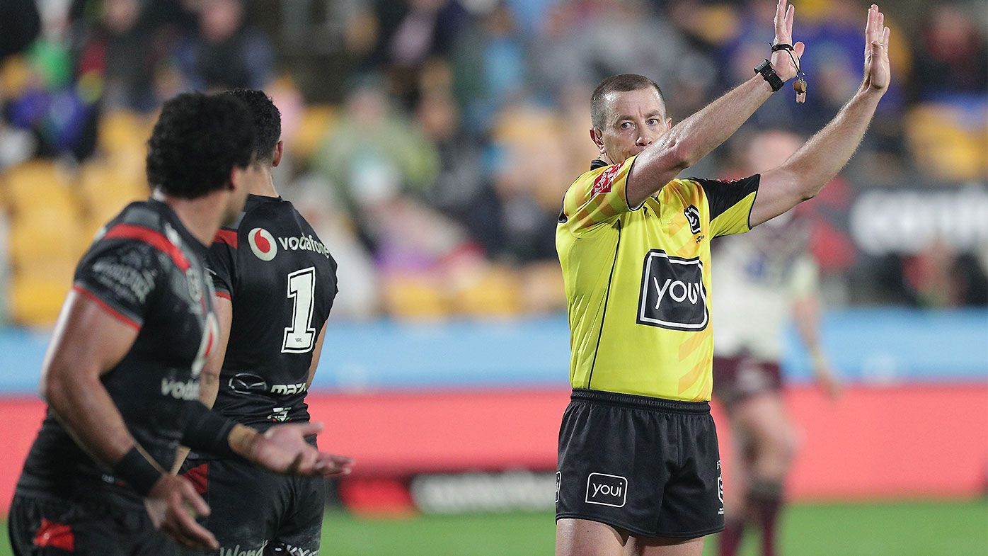 NRL Referee