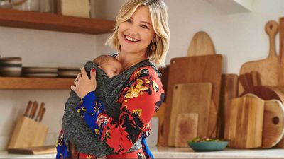 Kate Hudson boasts enormous cutting board collection