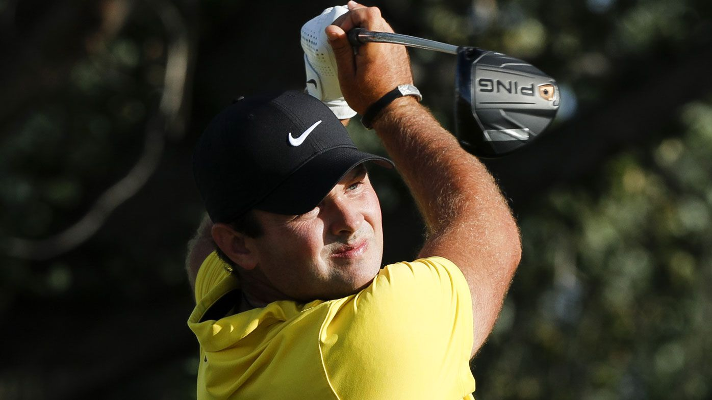 Patrick Reed ends winless streak at the Northern Trust