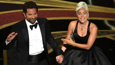 How Bradley Cooper celebrated after the Oscars