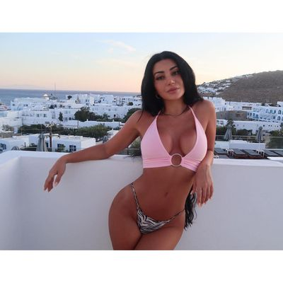 Married At First Sight 2019 Star Martha Kalifatidis Sexiest Instagram Pictures