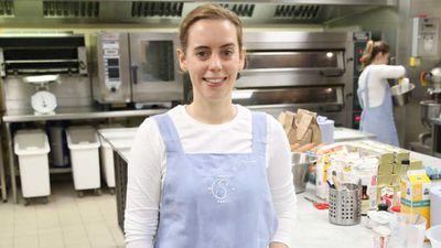 Meet the woman behind Princess Eugenie's red velvet wedding cake