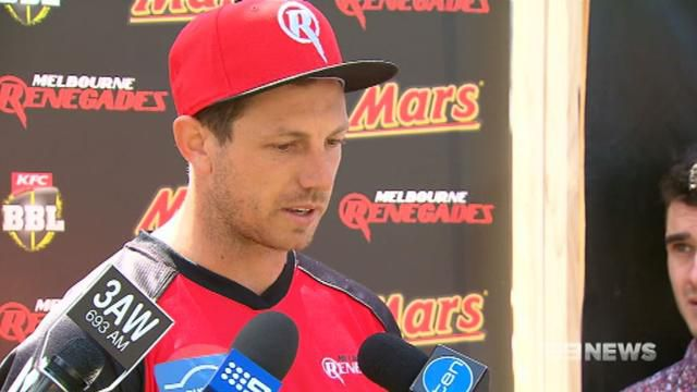 Cricket's James Pattinson makes comeback