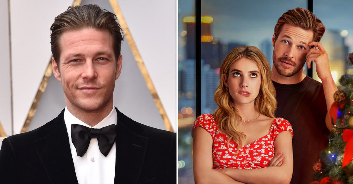Aussie actor Luke Bracey weighs in on platonic relationships as he stars in first rom-com opposite Emma Roberts