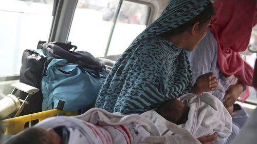 Kabul maternity ward attack