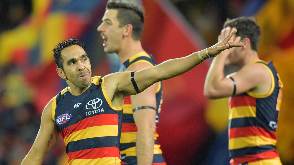AFL ladder leaders Adelaide Crows thrash Port Adelaide with record-breaking win