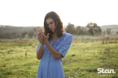 Phoebe Tonkin in Bloom