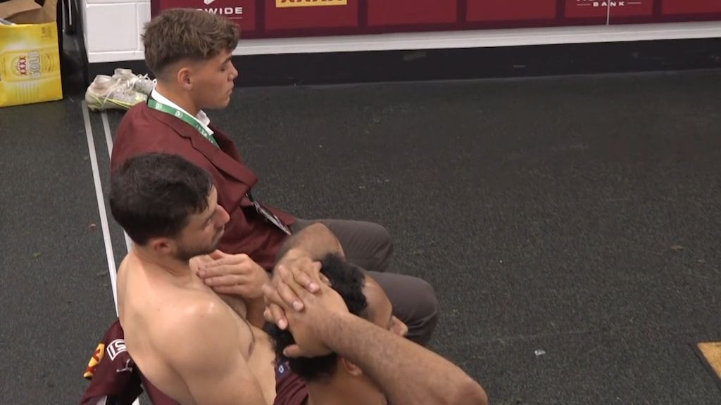 Queensland makes five changes to squad for State of Origin Game Three