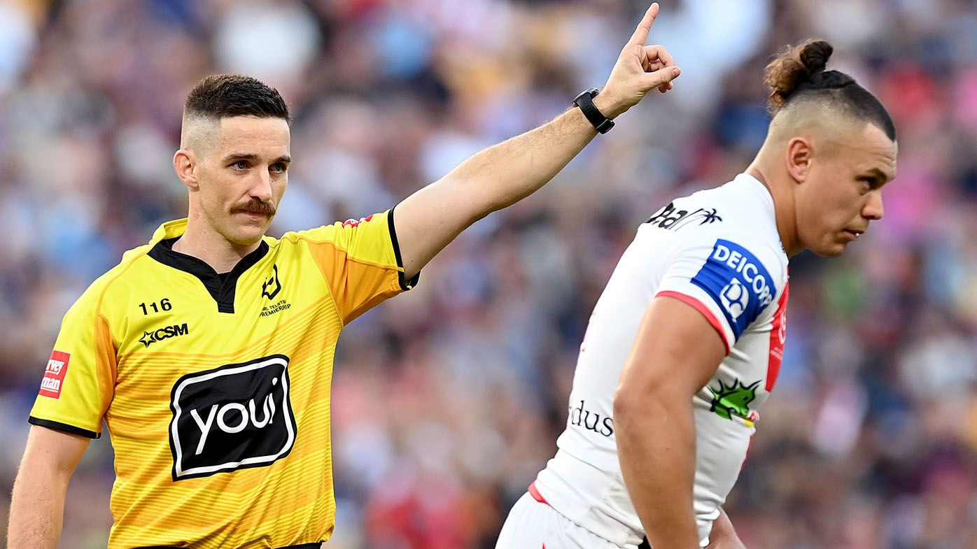 Mark Levy: High tackle crackdown necessary to protect NRL players from themselves
