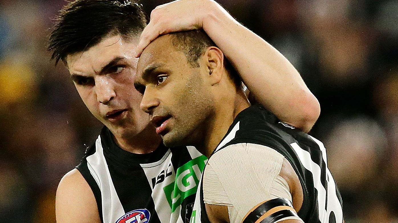 Collingwood star Travis Varcoe breaks silence on sister's tragic passing