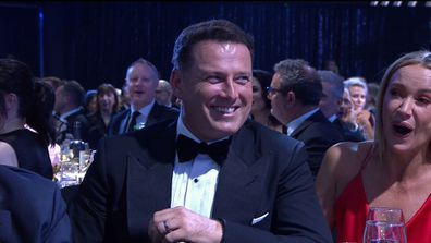 Karl Stefanovic at the TV Week Logie Awards