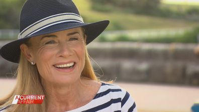 Deborah Hutton has learned a lesson from her skin cancer surgeries.