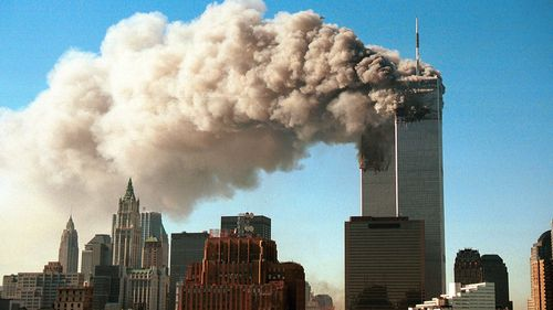 Floors above the point of impact, especially in the North Tower, suffered high fatality rates when the World Trade Center was hit by two hijacked airliners.