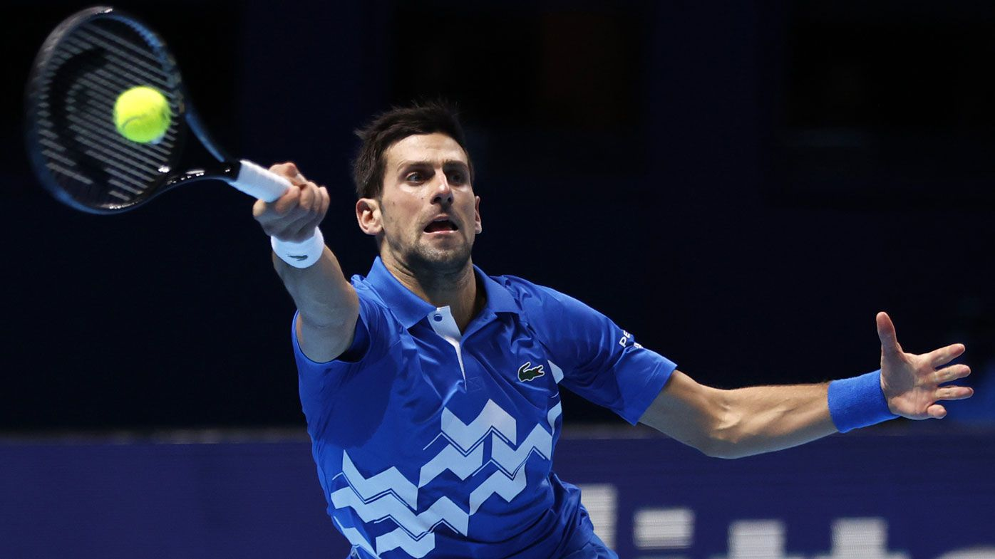 Thiem vs Medvedev in ATP Finals decider after Djokovic and Nadal cop shock losses