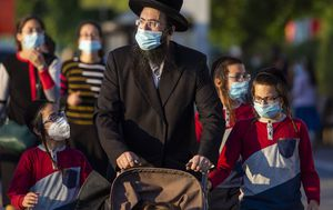 Coronavirus: Multiple cities around the world forced back into lockdown as COVID 19 cases rise