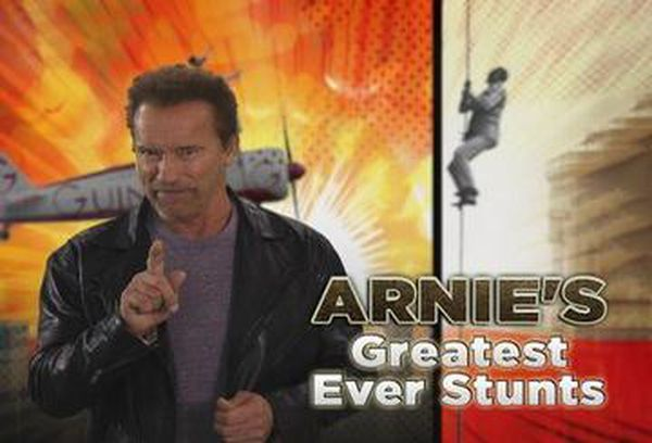 Arnie's Greatest Ever Stunts