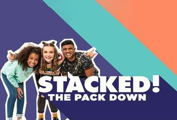 Stacked! The Pack Down