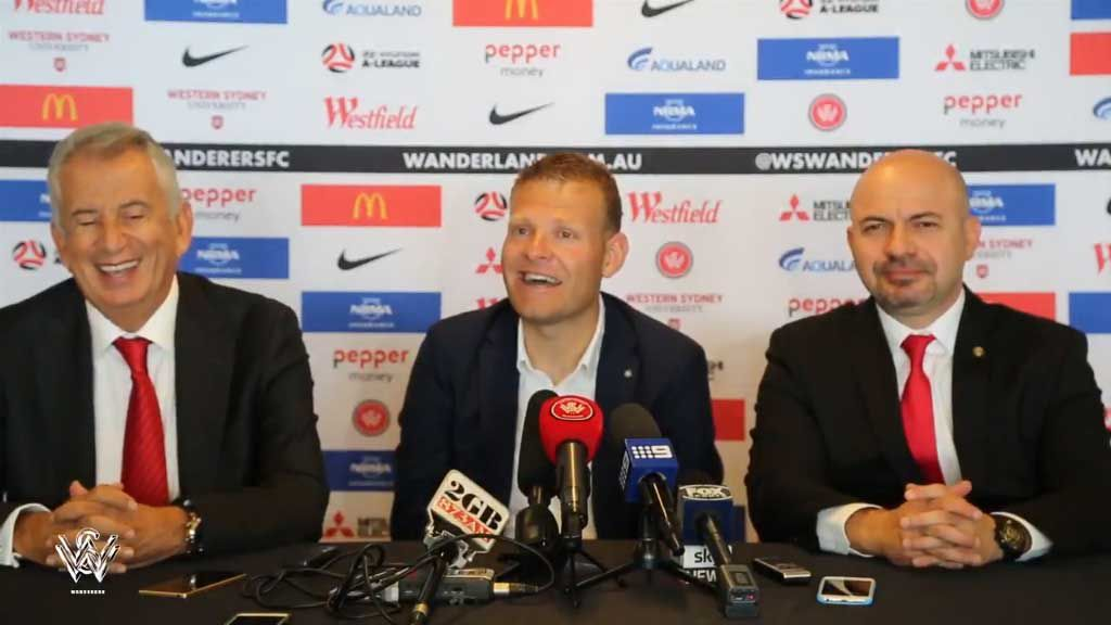 Gombau promises attacking football