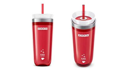 "Zoku iced coffee maker red, $39.95, <a href=""http://shop.davidjones.com.au/djs/ProductDisplay?catalogId=10051&amp;productId=5154507&amp;langId=-1&amp;storeId=10051 "" target=""_top"">shop.davidjones.com.au&nbsp;</a>"