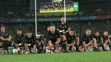All Blacks feed off staggering haka response