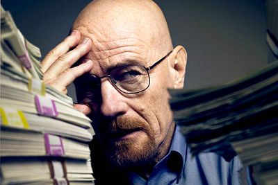 <b>Winner:</b> Bryan Cranston, <I>Breaking Bad</I><br/><br/><b>The verdict:</b> Does Cranston deserve the Emmy? Absolutely (he's come a long way from Malcolm in the Middle's goofy dad). Is his win kinda predictable? Definitely (this is his third win in a row).<br/><br/><b>The other nominees</b><br/>Jon Hamm, <I>Mad Men</I><br/>Kyle Chandler, <I>Friday Night Lights</I><br/>Bryan Cranston, <I>Breaking Bad</I><br/>Hugh Laurie, <I>House</I><br/>Michael C. Hall, <I>Dexter</I><br/>Matthew Fox, <I>Lost</I>
