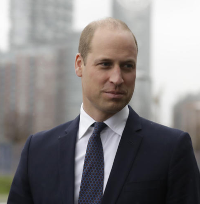Prince William has also shared his support.