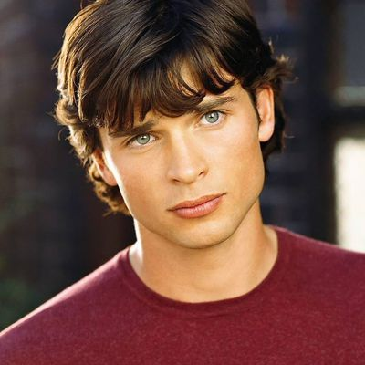 Tom Welling as Clark — Smallville