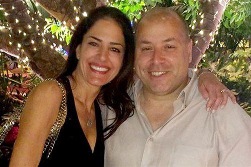 Jennifer and Keith Caneiro.