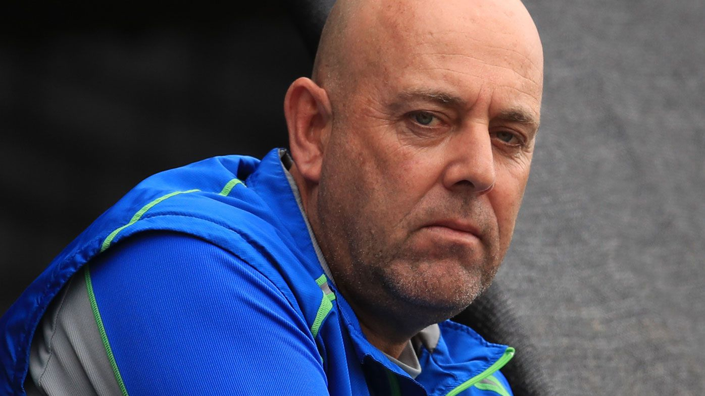 Walkie-talkie call left Lehmann in clear in tampering affair