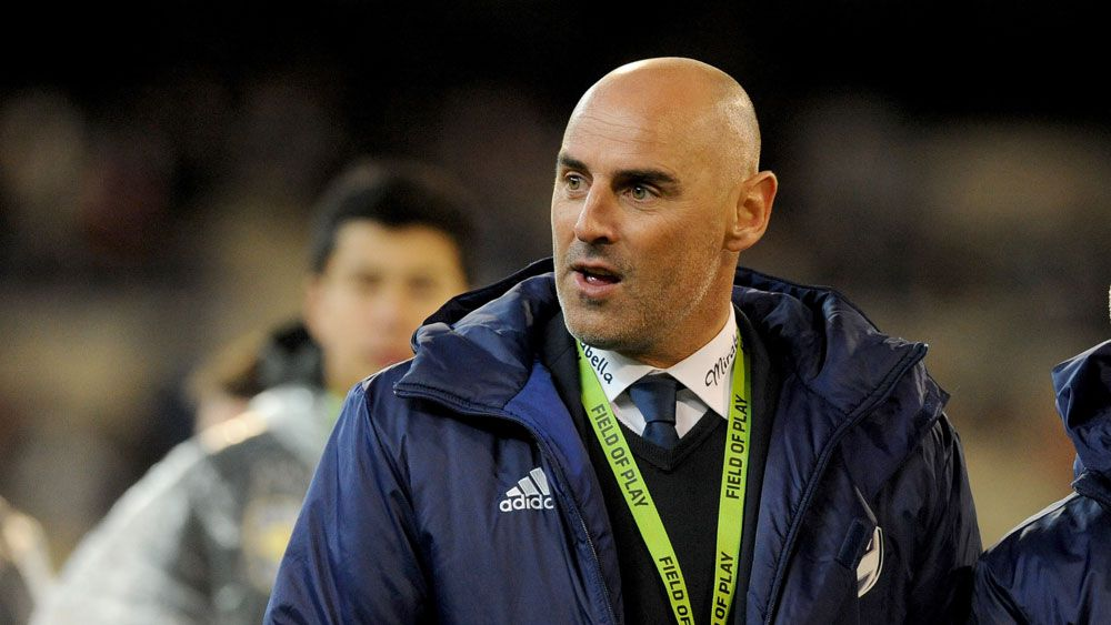 Victory coach Kevin Muscat.(AAP)