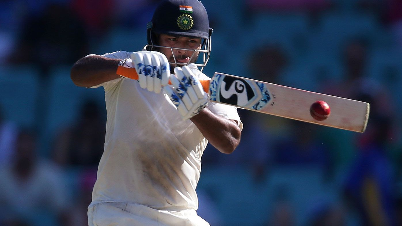 Rishabh Pant fourth Test SCG