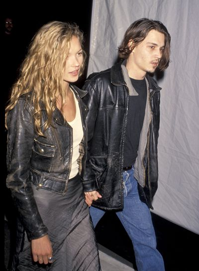 Kate Moss and Johnny Depp set a new bar for chic couplings.