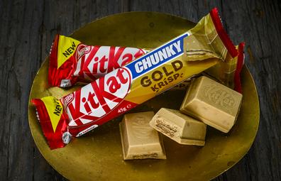 KitKat Chunky Gold Krisp