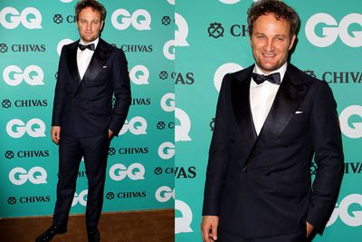 Aussie <i>Dawn of the Planet of the Apes</i> actor Jason Clarke also dropped by.