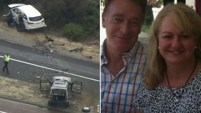 'We've survived': Horror pursuit through Perth injures grandparents